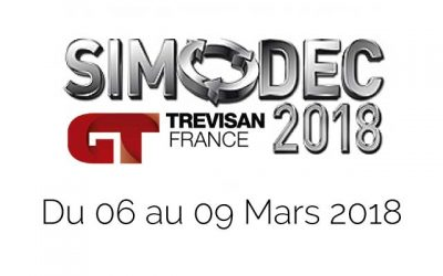 Invitation au Salon SIMODEC 2018