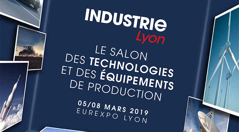 Trevisan France au le Salon Industrie Lyon