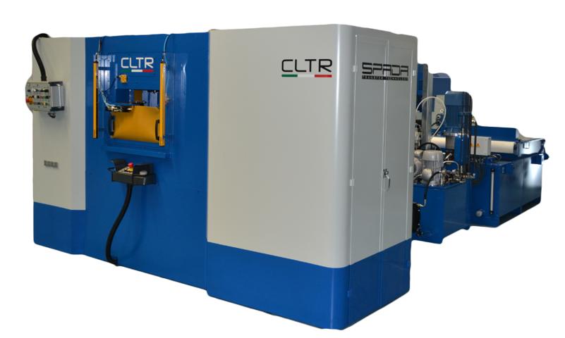 CLR - Centro de mecanizado Transfer con mesa giratoria